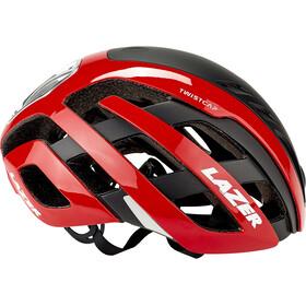 Lazer Century Helmet red-black